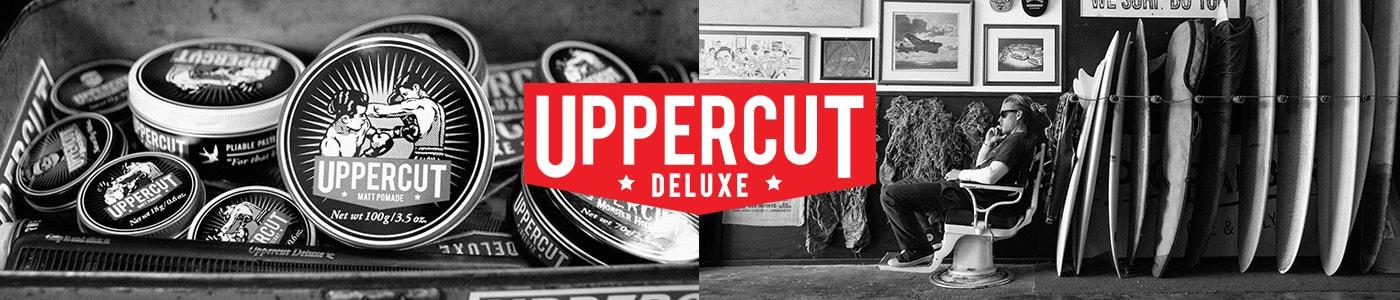 Uppercut Deluxe πομάδες Kaizen Shop