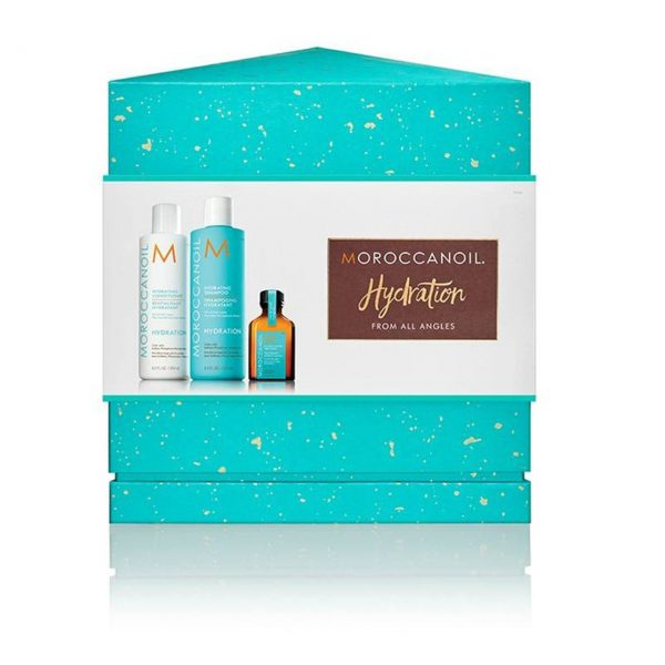 Moroccanoil Hydration From All Angles Holiday Gift Set