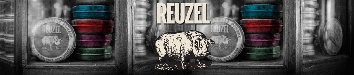 πομάδες Reuzel στο Kaizen Shop