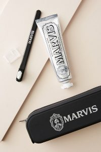 Marvis Toothpaste & Toothbrush, #Blogmas
