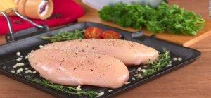 Κοτόπουλο, μέρος διατροφής για υγιή μαλλιά