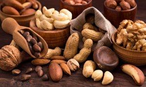 Ξηροί καρποί, μέρος διατροφής για υγιή μαλλιά