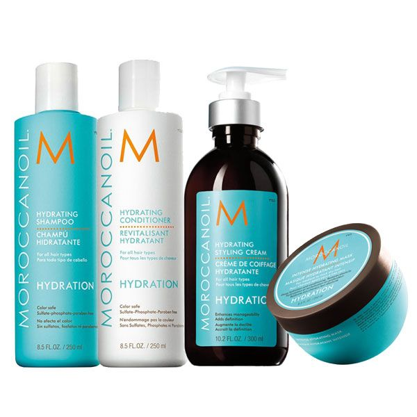 Moroccanoil Hydration premium Collection