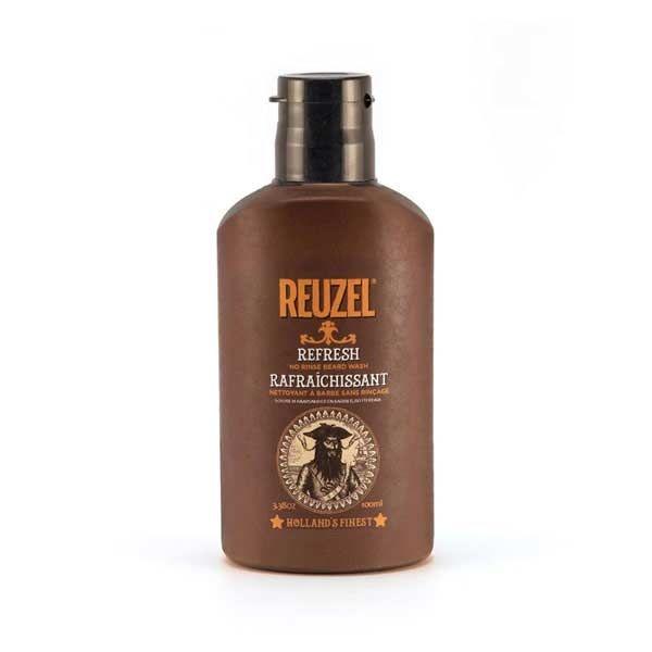 Reuzel Refresh No Rinse Beard Wash