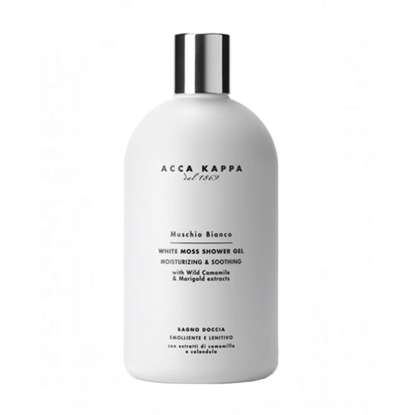ACCA KAPPA WHITE MUSK SHOWER GEL 500ml kaizen-shop.gr
