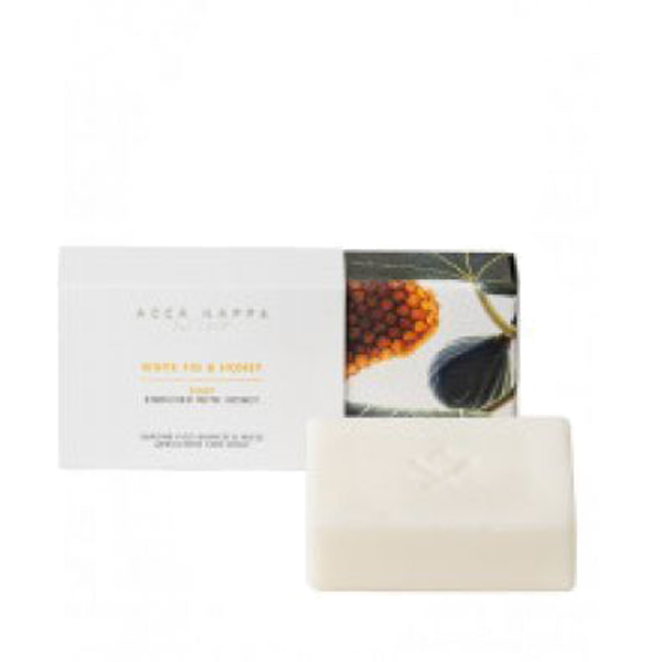 Acca Kappa white fig & honey (enriched with honey) soap Kaizen-shop.gr