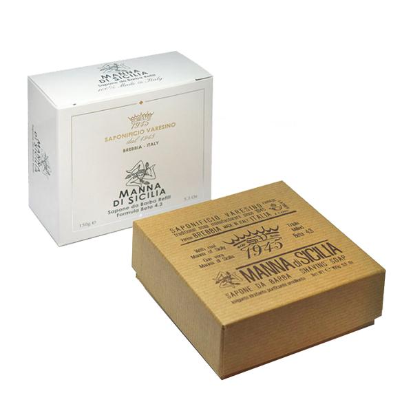Saponificio Varesino Shaving Soap Refill Manna di Sicilia