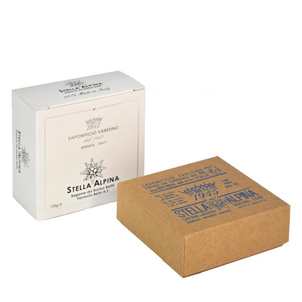 Saponificio Varesino Shaving Soap Refill Stella Alpina