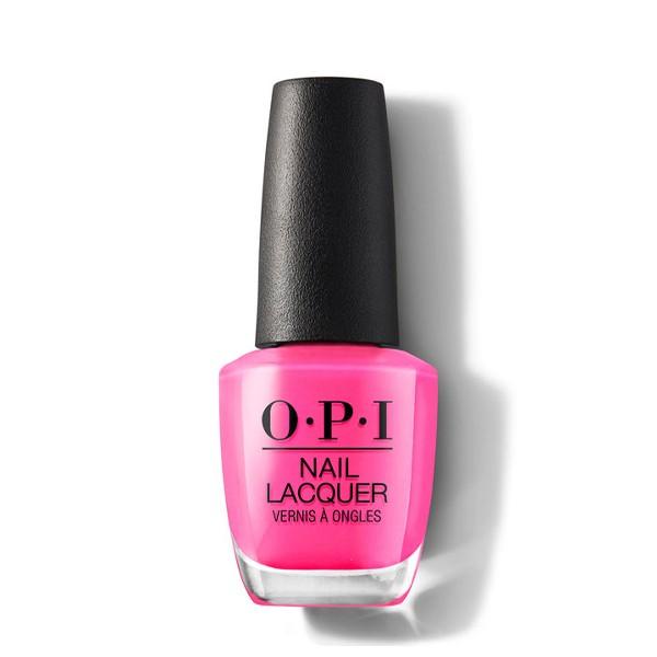 O.P.I Nail Lacquer VIPink Passes