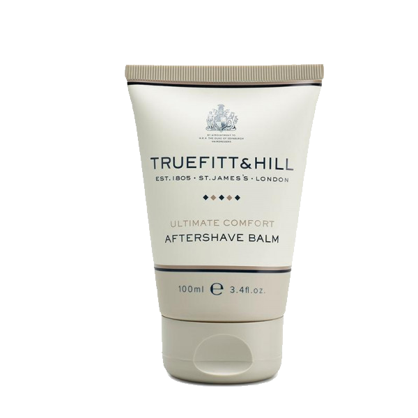 Truefitt & Hill Ulitmate Comfort Aftershave Balm in tube
