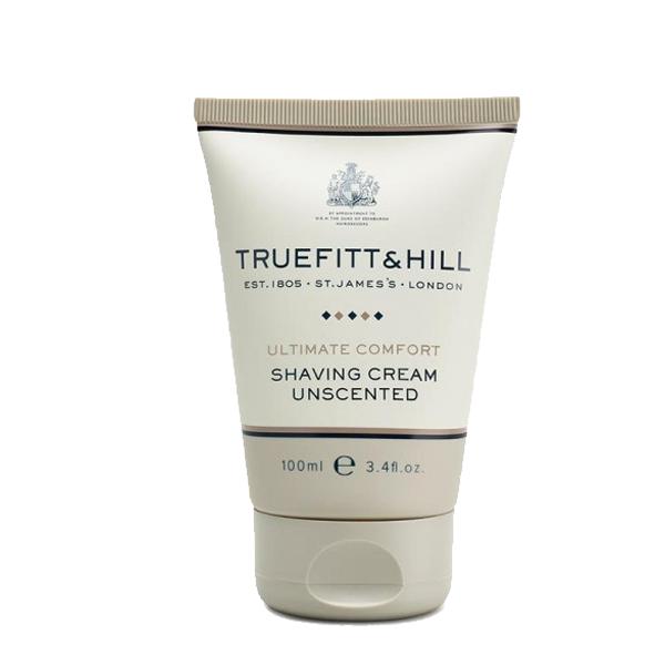 Truefitt & Hill Ulitmate Comfort Shaving Cream Uncented