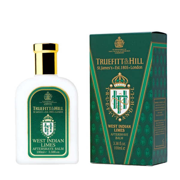 Truefitt & Hill West Indian Limes Aftershave Balm 100ml