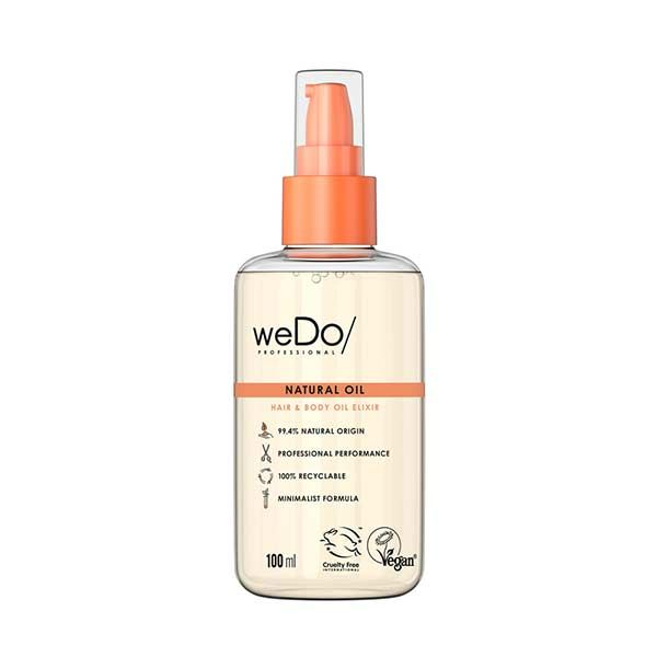 WeDo Natural Oil Hair & Body Oil Elixir