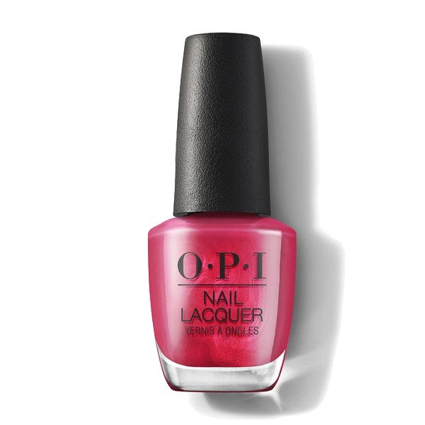 O.P.I Nail Lacquer 15 Minutes of Flame