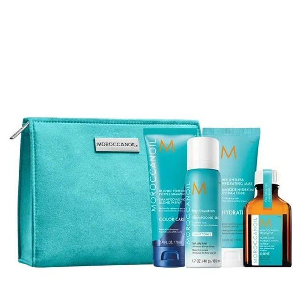 Moroccanoil Travel Kit Blonde On The Go