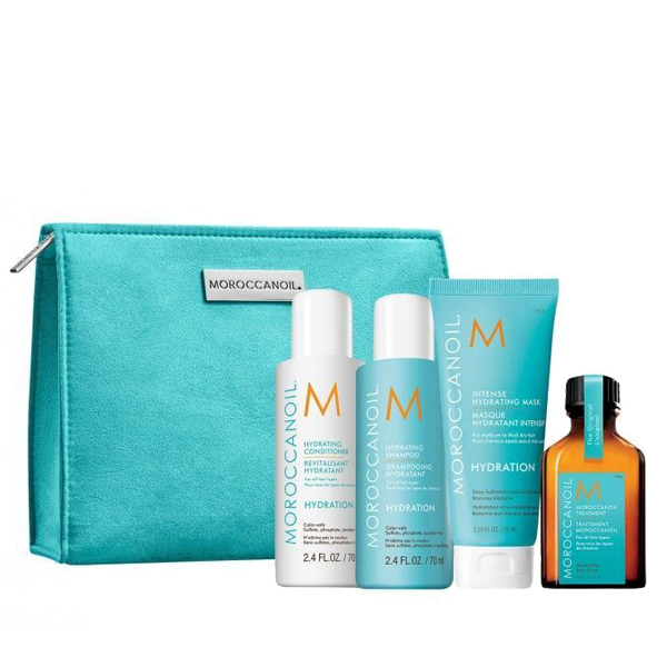 Moroccanoil Travel Kit Hydration On The Go