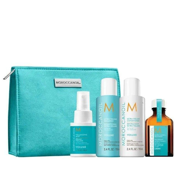 Moroccanoil Travel Kit Volume On The Go