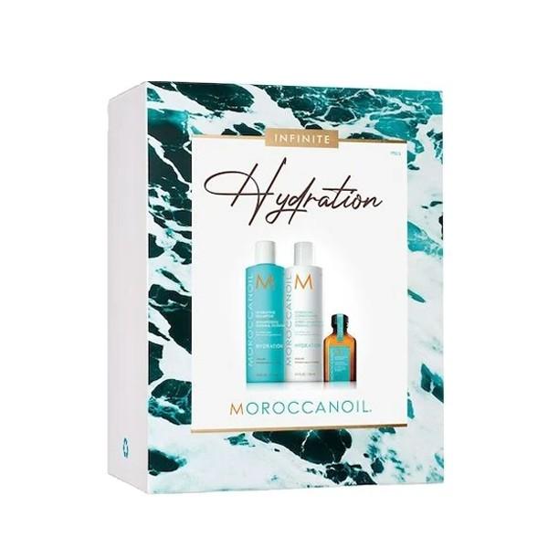 Moroccanoil Infinite Hydration Spring Kit 2021