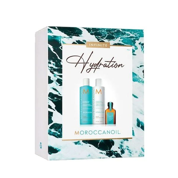 Moroccanoil Infinite Hydration Spring Kit 2021