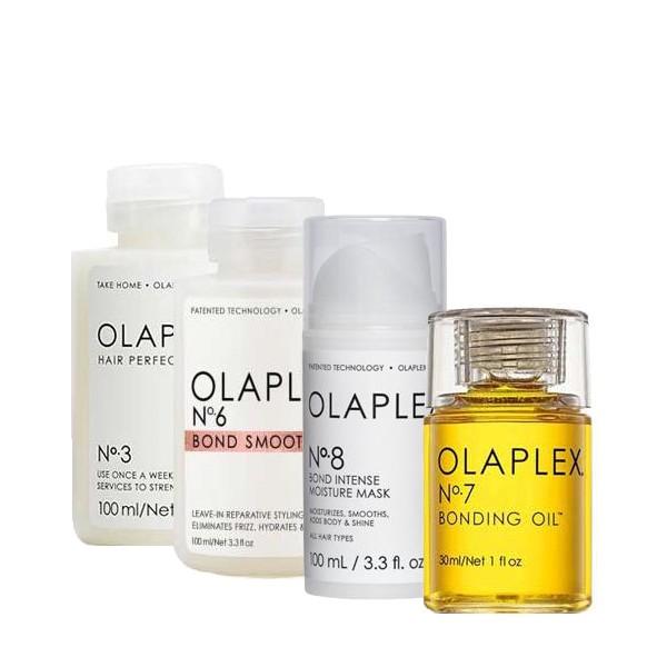 Olaplex Beautify Hair Set (No.3 100ml, No.6 100ml, No.7 30ml, No.8 100ml)