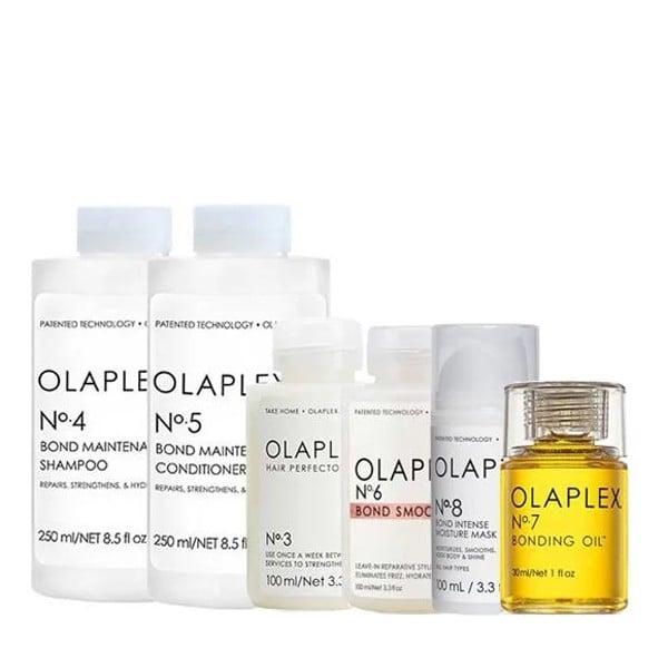 Olaplex Perfect Hair Set (No.3 100ml, No.4 250ml, No.5 250ml, No.6 100ml, No.7 30ml, No.8 100ml)