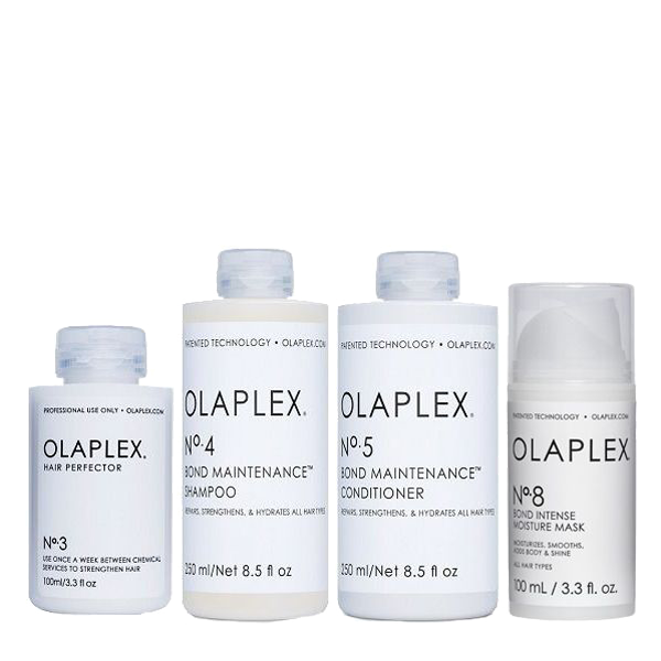 Olaplex Take Home Kit (No3 100ml, No4 250ml, No5 250ml, Νο8 100ml)