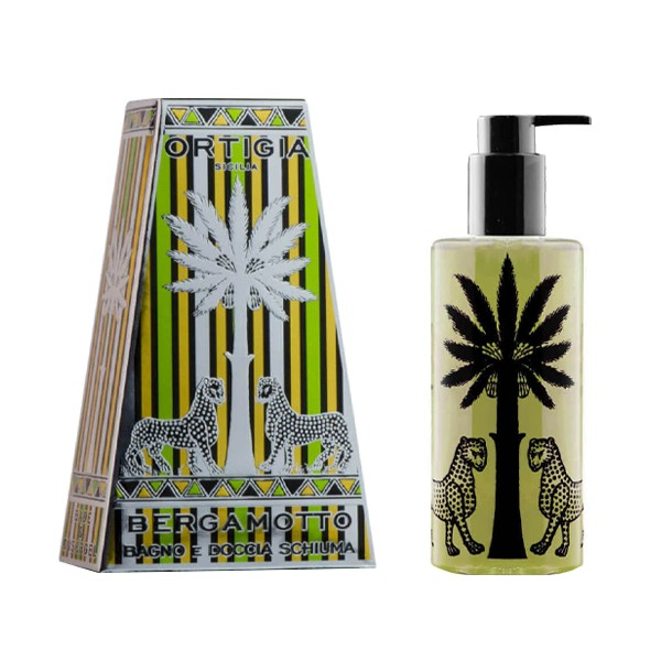 Ortigia Sicilia Bergamot Shower Gel