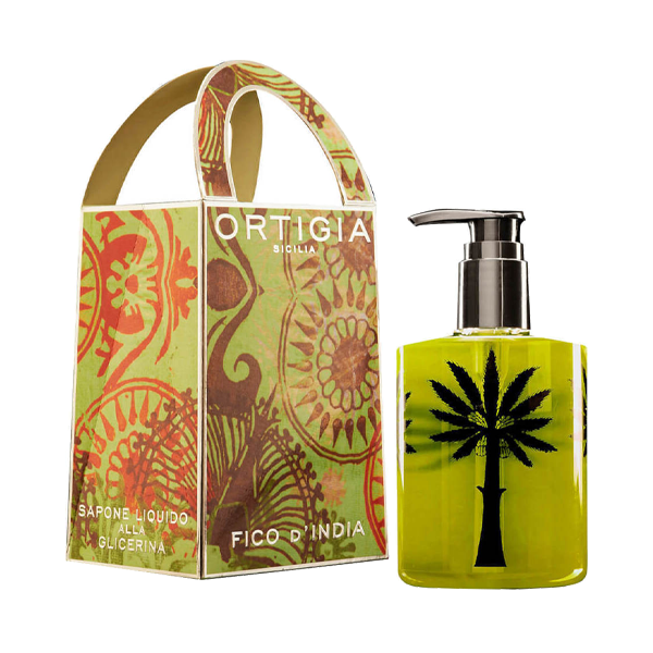 Ortigial Sicilia Fico D' India Liquid Soap