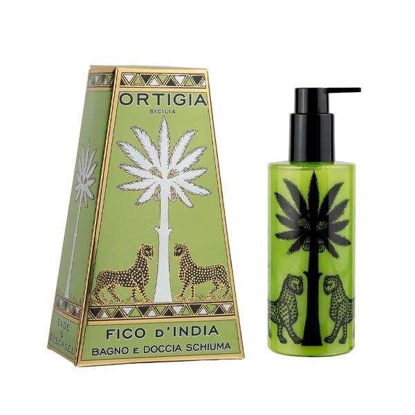 Ortigia Sicilia Fico D'India Shower Gel 250ml