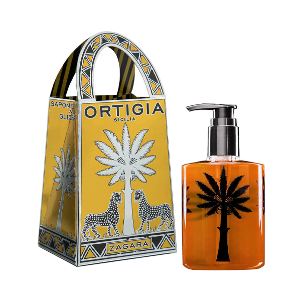 Ortigia Sicilia Orange Blossom Liquid Soap