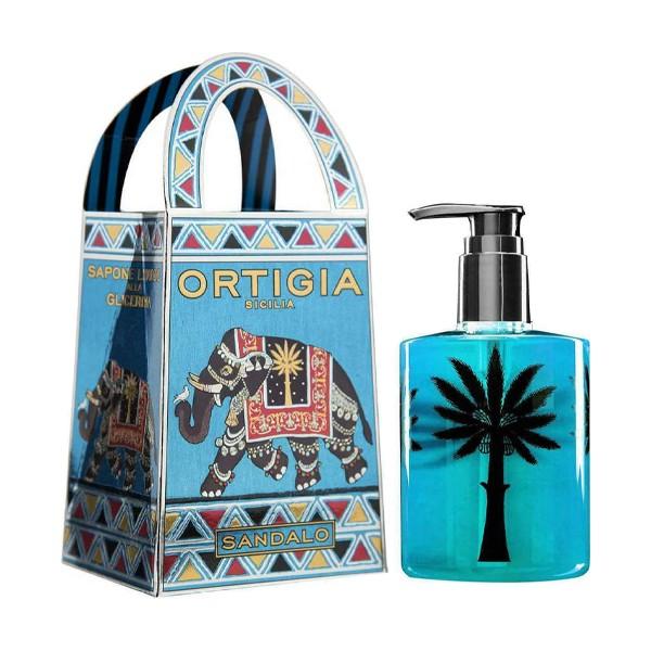 Ortigia Sicilia Sandalwood Liquid Soap