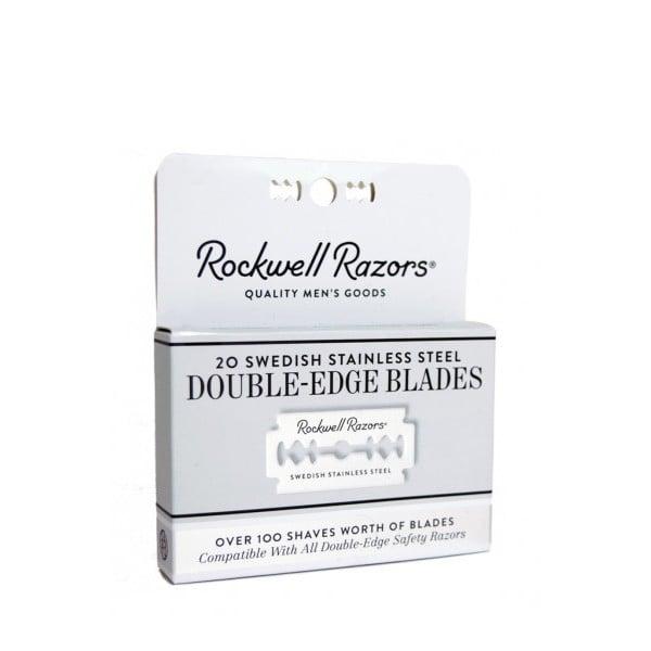 Rockwell Razors Double Edge Razor Blades