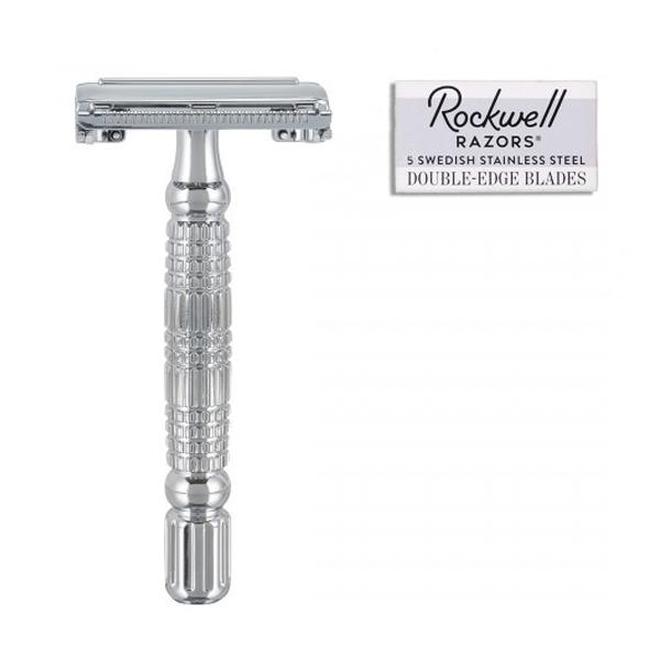 Rockwell Razors 6C Gun Metal