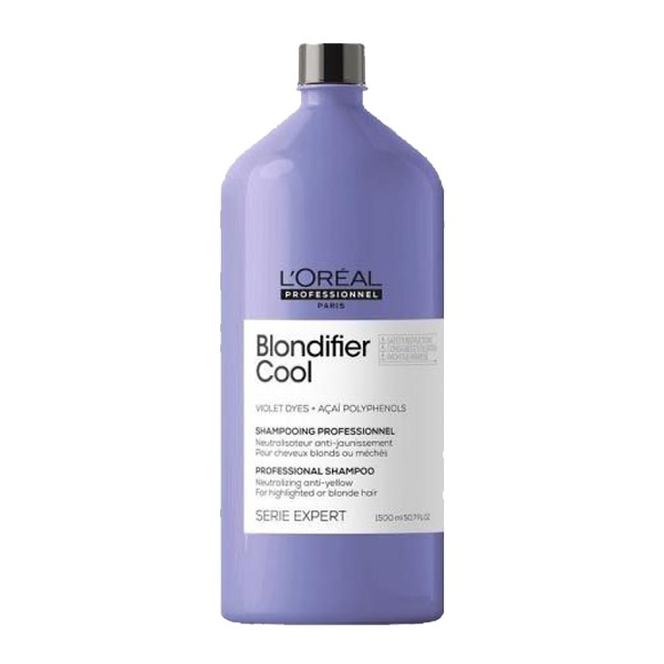 L'Oreal Professionnel Serie Expert Blondifier Cool Shampoo 1500ml