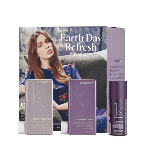Kevin Murphy Earth Day Refresh